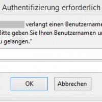 htaccess Passwortschutz